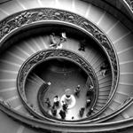 A espiral no Vaticano