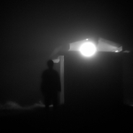 Someone in the fog