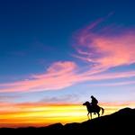 Sunrise in Kawah