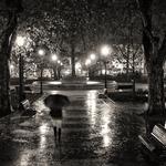 O brilho da chuva (The brightness of rain)
