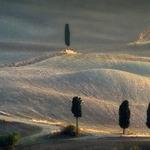 Last rays in Toscana