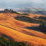 Charming views of Tuscan ..