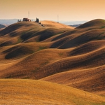 Tuscan dunes ..