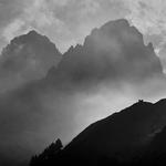 Alpi Cozie _ B&W