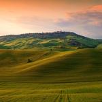 Pleasant views the Tuscan ..