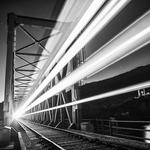Night Train in the Douro Valley