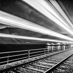 Fast Train Through the Douro