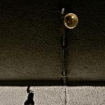 lit bulb casts no shadow