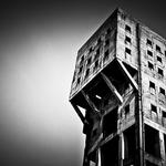 Intake shaft tower