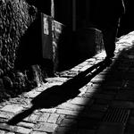 Calcando as sombras