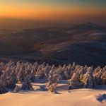 Sudety Mountains