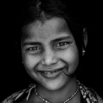 Girl from Pushkar