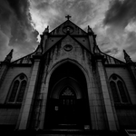 Disturbing church