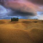 Tuscan sunset..