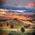 Tuscany between color and charm..