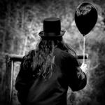 Mr Black Balloon