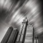 Time flows in Dubai ..