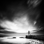 Oporto Lighthouse Study (viii)