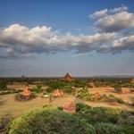 Miniatur of Bagan city