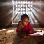 Book and Light