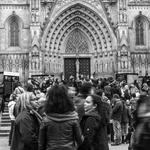 The church of holy family-Barcelona