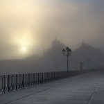 Neblinas matinais