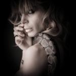 I & snake