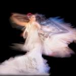Through a dancing body