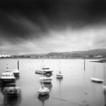 Minehead harbor