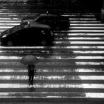 Rain crosswalk
