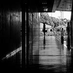 End of a corridor