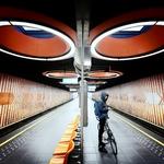 Orange ride