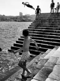 Kids in Ribeira