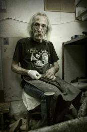 il calzolaio ( the Shoemaker )