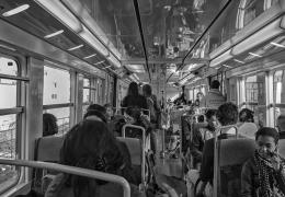 Paris - Metro de superfície