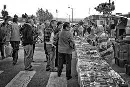 Na feira