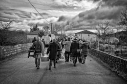 A caminho da festa