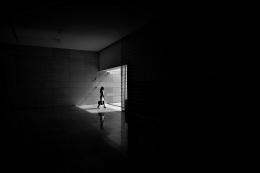 O enigma feminino da luz