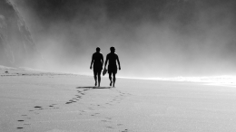 Gentes das ilhas de bruma .