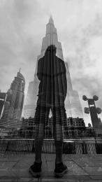 A altura da cidade