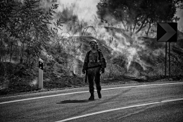 O detetive do fogo