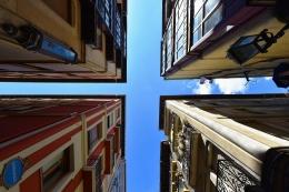 Os telhados do céu