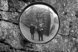 No espelho