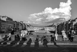 Street  scene - Florença