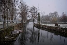 Nevando em Chaves