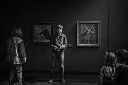 Axel no museu de Orsay