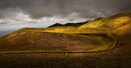 O silêncio enriquece a beleza da natureza