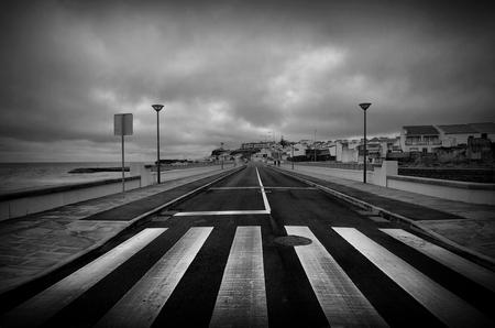 Nas ruas do silêncio