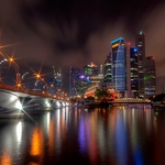 Another angle of Singapore