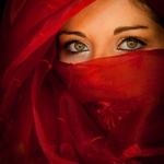 Inside red